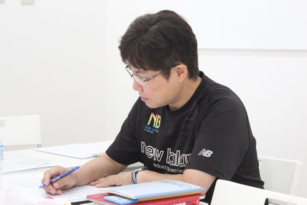 利根川 由美先生
