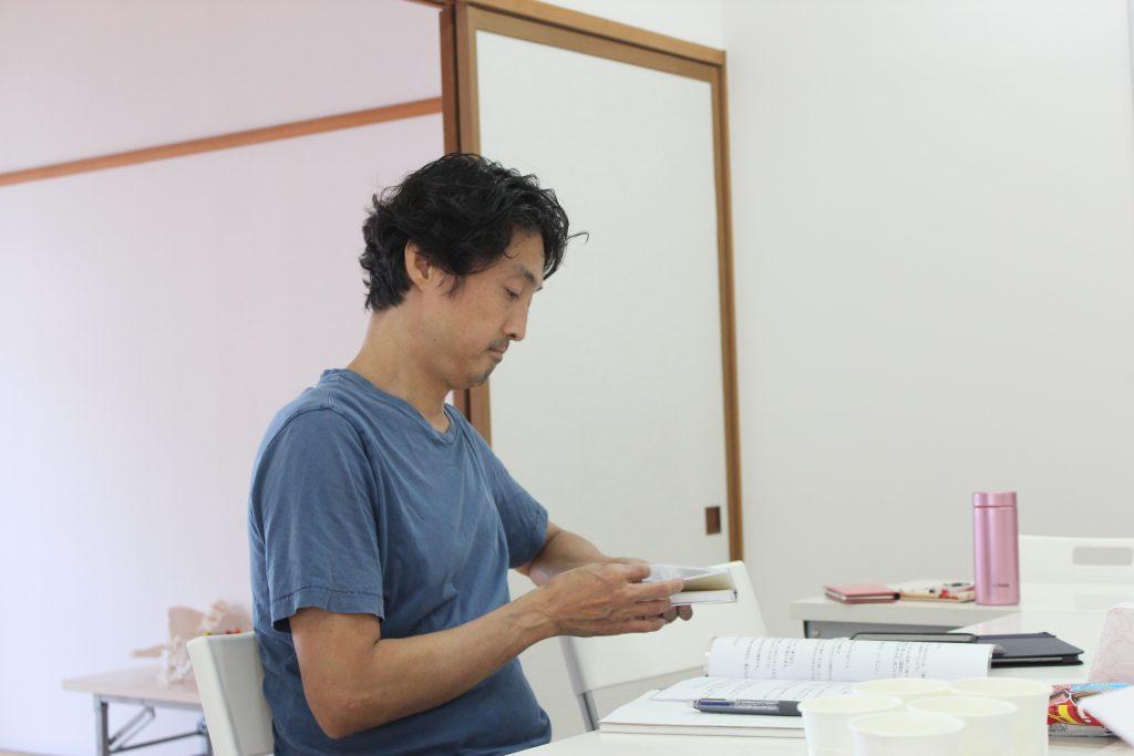 難波江 俊紀先生