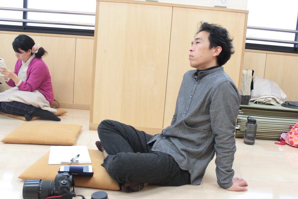 相澤真也先生