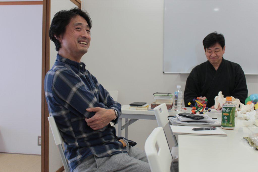 難波江俊紀先生