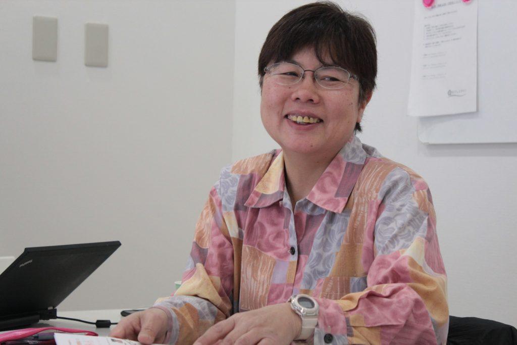 利根川由美先生