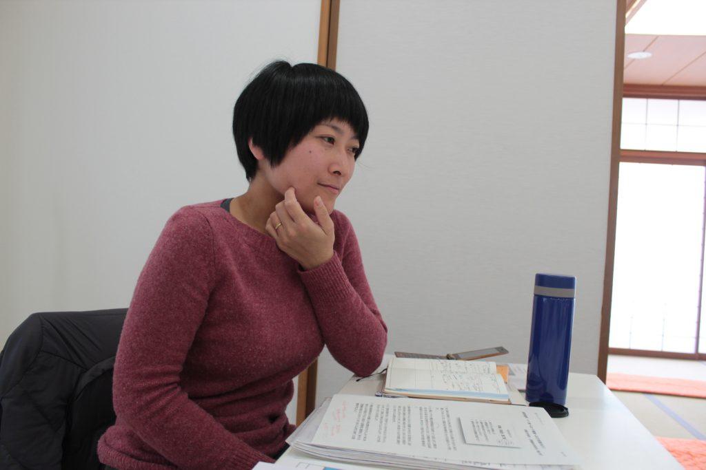 吉瀬なつ紀先生