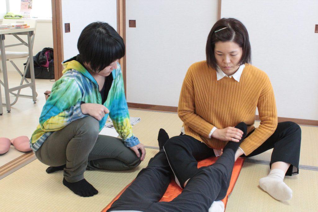吉瀬なつ紀先生の指導