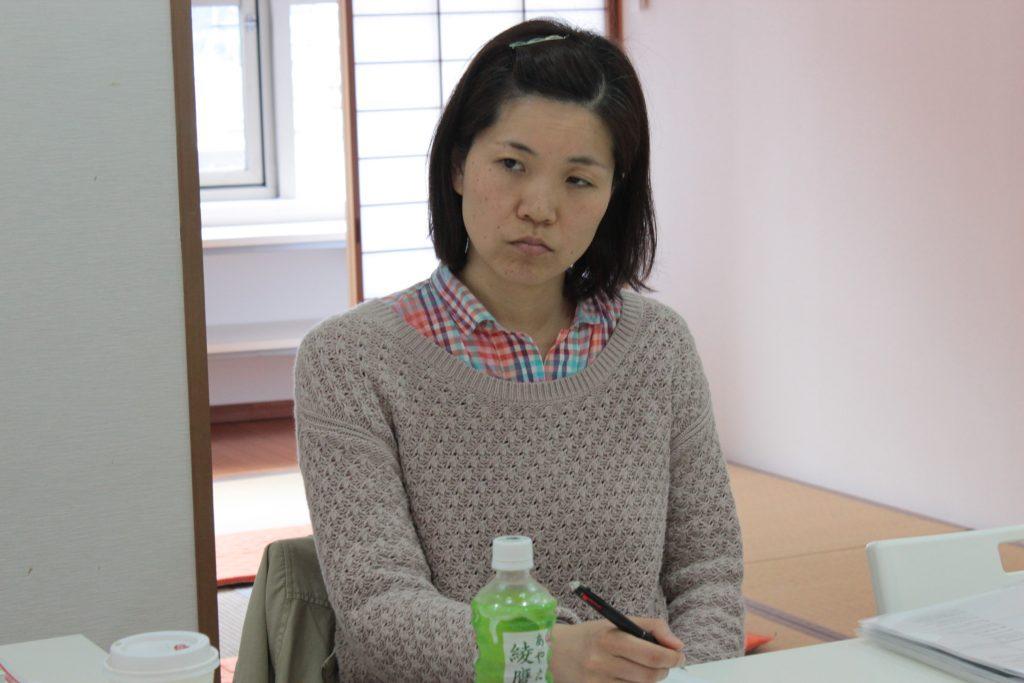 宗形敬子先生