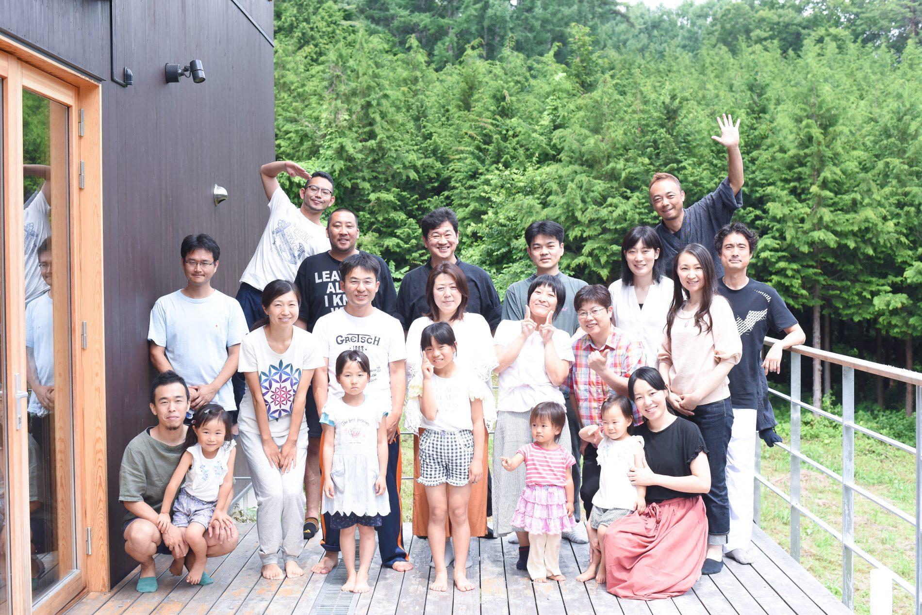 日本唯一の生き方を学ぶ整体塾