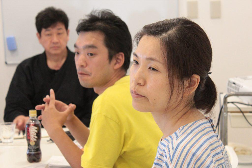 敬子先生、佐野先生