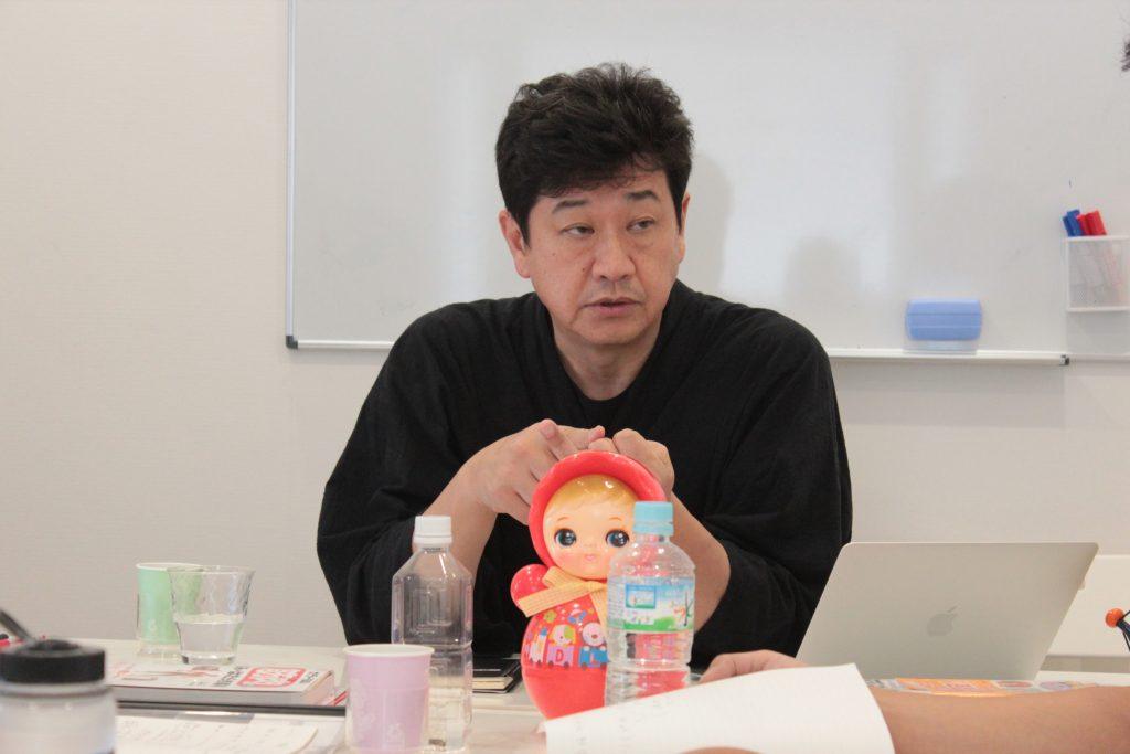 座学/ポロンちゃん