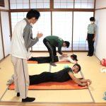 基礎講座(1)施術練習