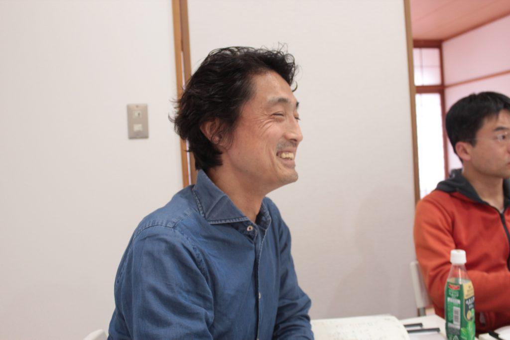 難波江先生